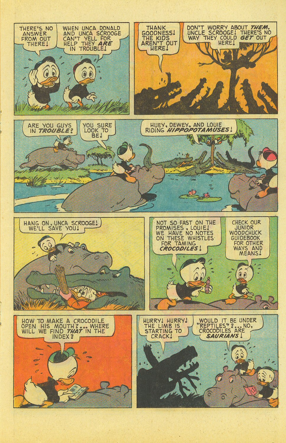 Read online Uncle Scrooge (1953) comic -  Issue #127 - 17
