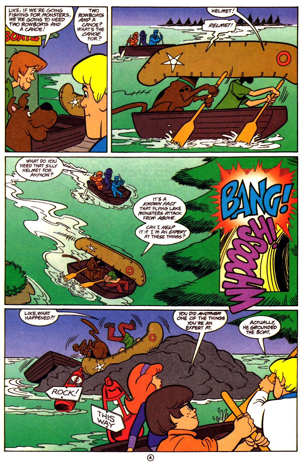 Read online Scooby-Doo (1997) comic -  Issue #23 - 5