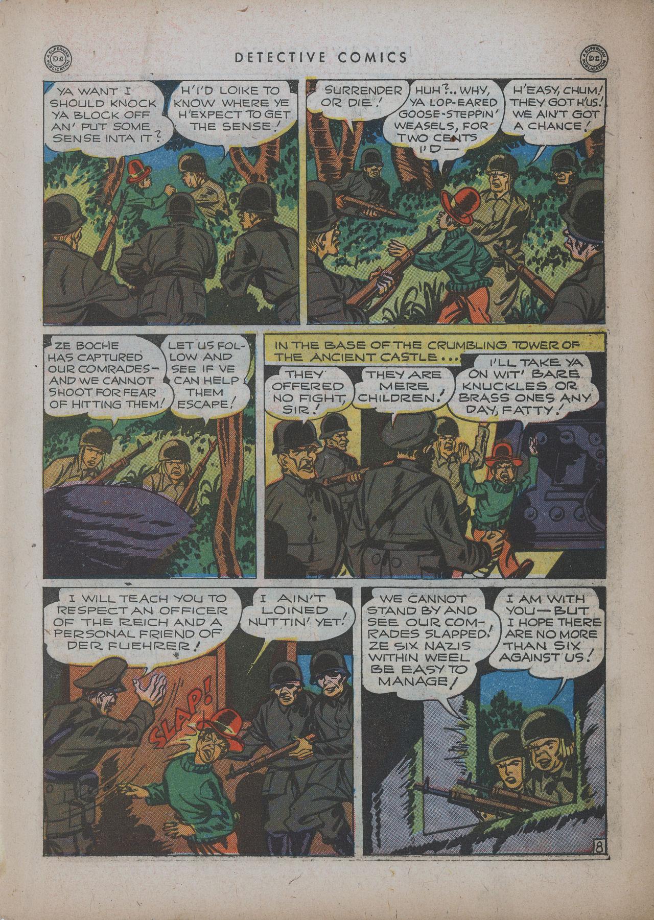 Read online Detective Comics (1937) comic -  Issue #94 - 45