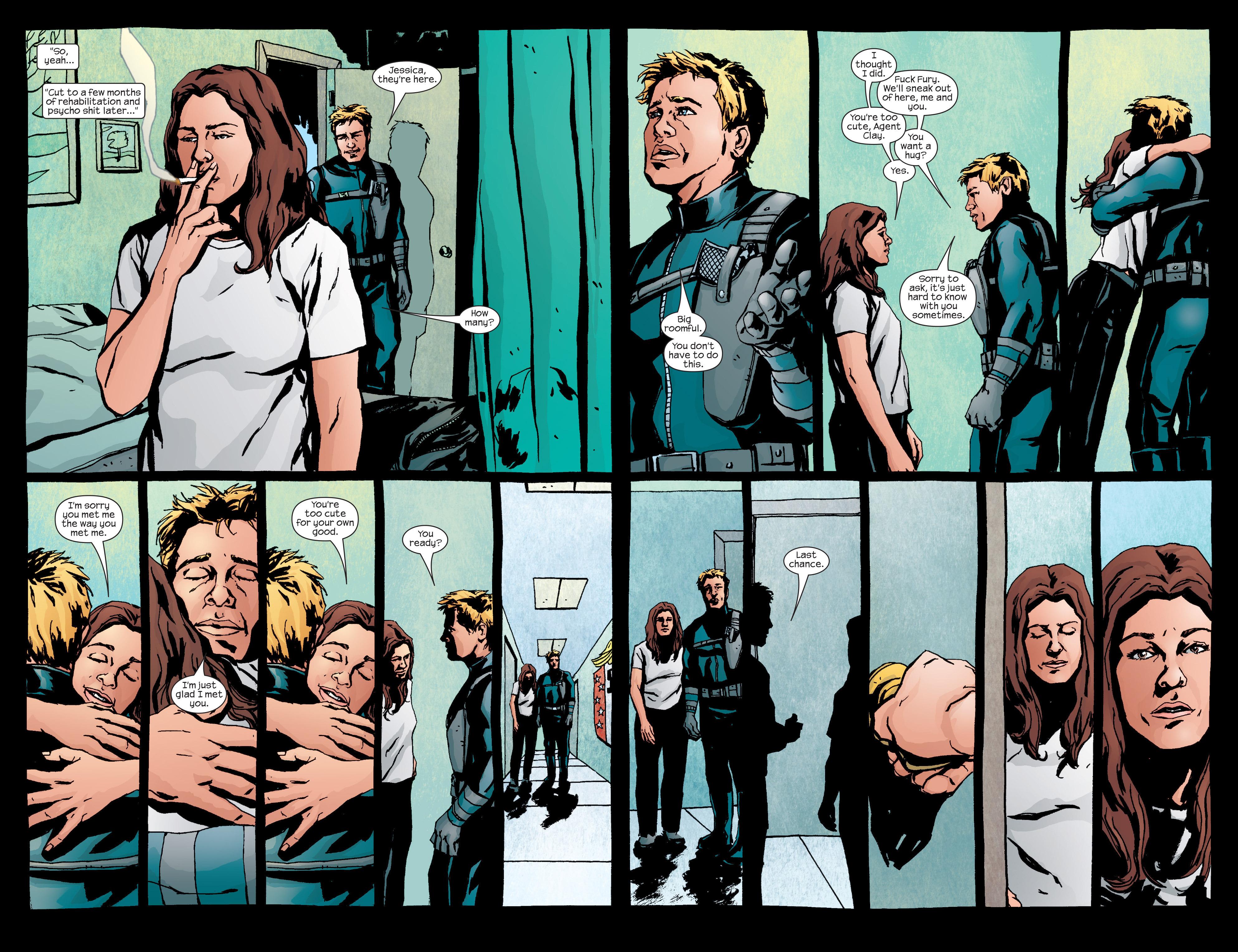 Read online Alias comic -  Issue #26 - 14