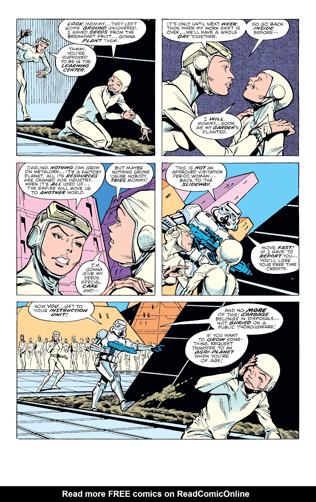 Read online Star Wars Legends: The Original Marvel Years - Epic Collection comic -  Issue # TPB 2 (Part 2) - 17