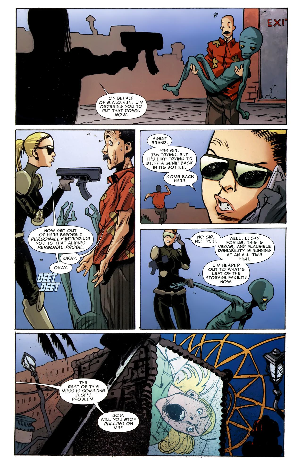 Read online Heralds comic -  Issue #2 - 7