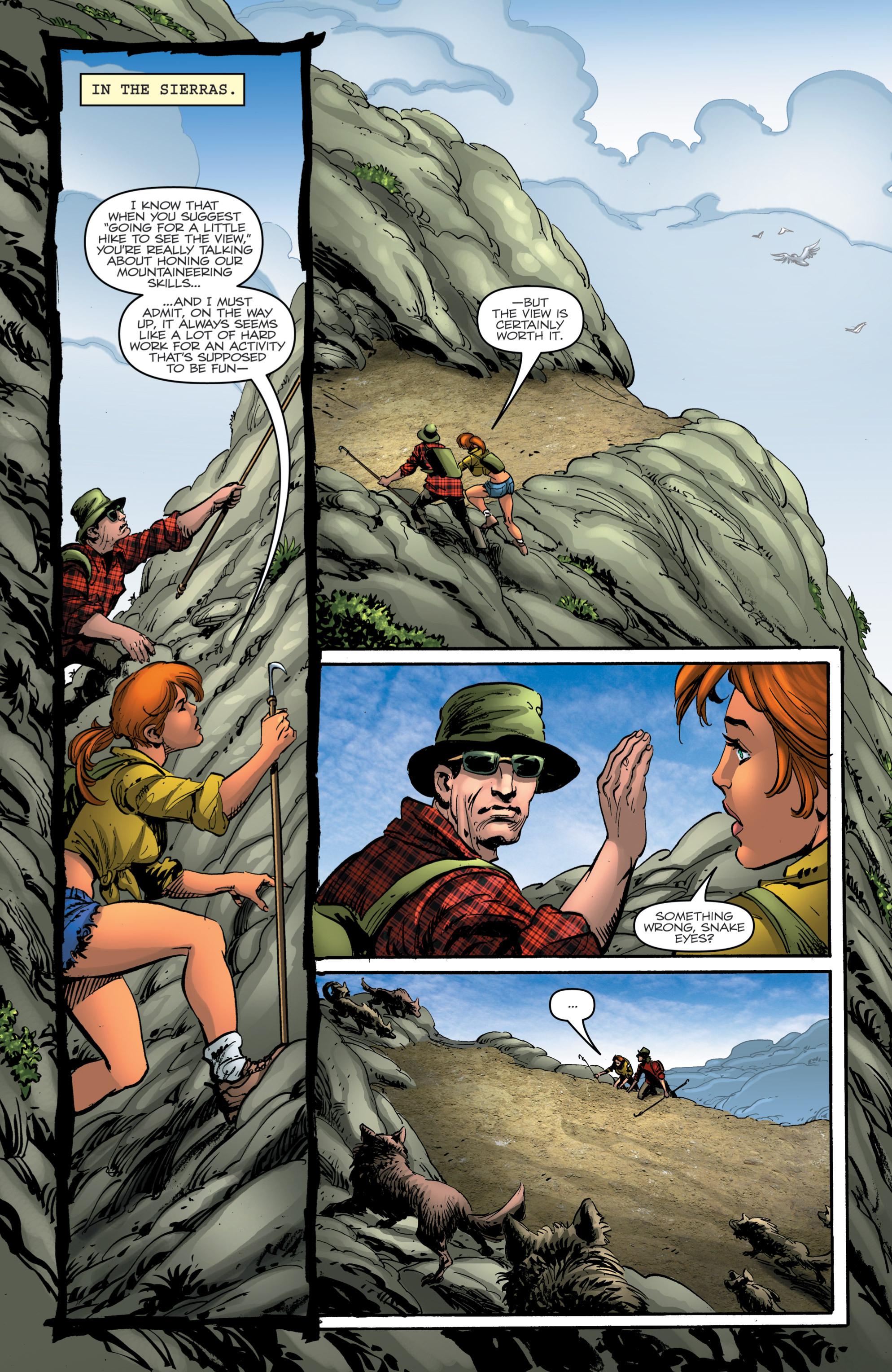 G.I. Joe: A Real American Hero 192 Page 18