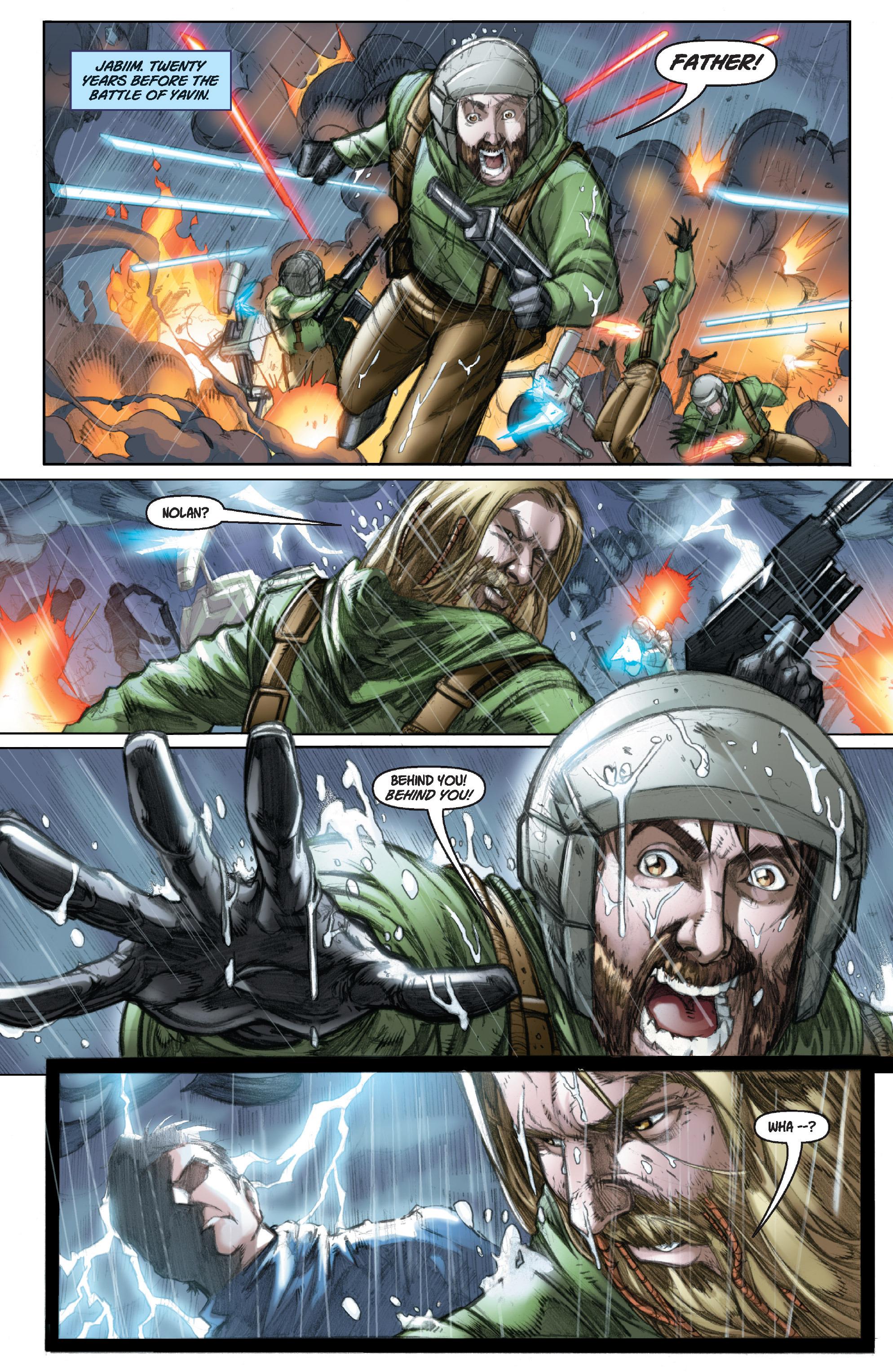 Read online Star Wars Omnibus comic -  Issue # Vol. 20 - 142
