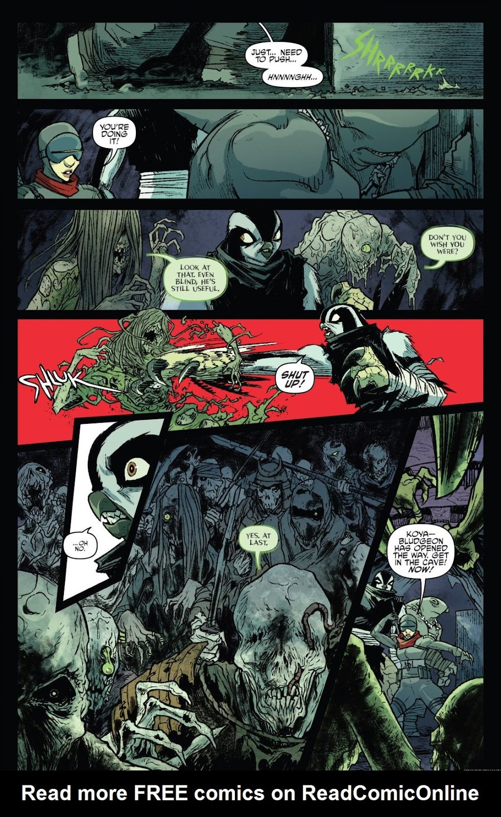 Read online Teenage Mutant Ninja Turtles: The IDW Collection comic -  Issue # TPB 9 (Part 4) - 2