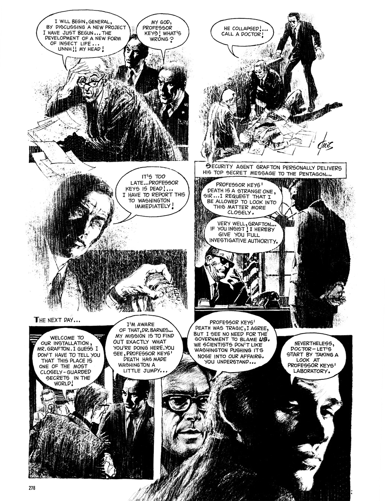 Read online Eerie Archives comic -  Issue # TPB 8 - 279