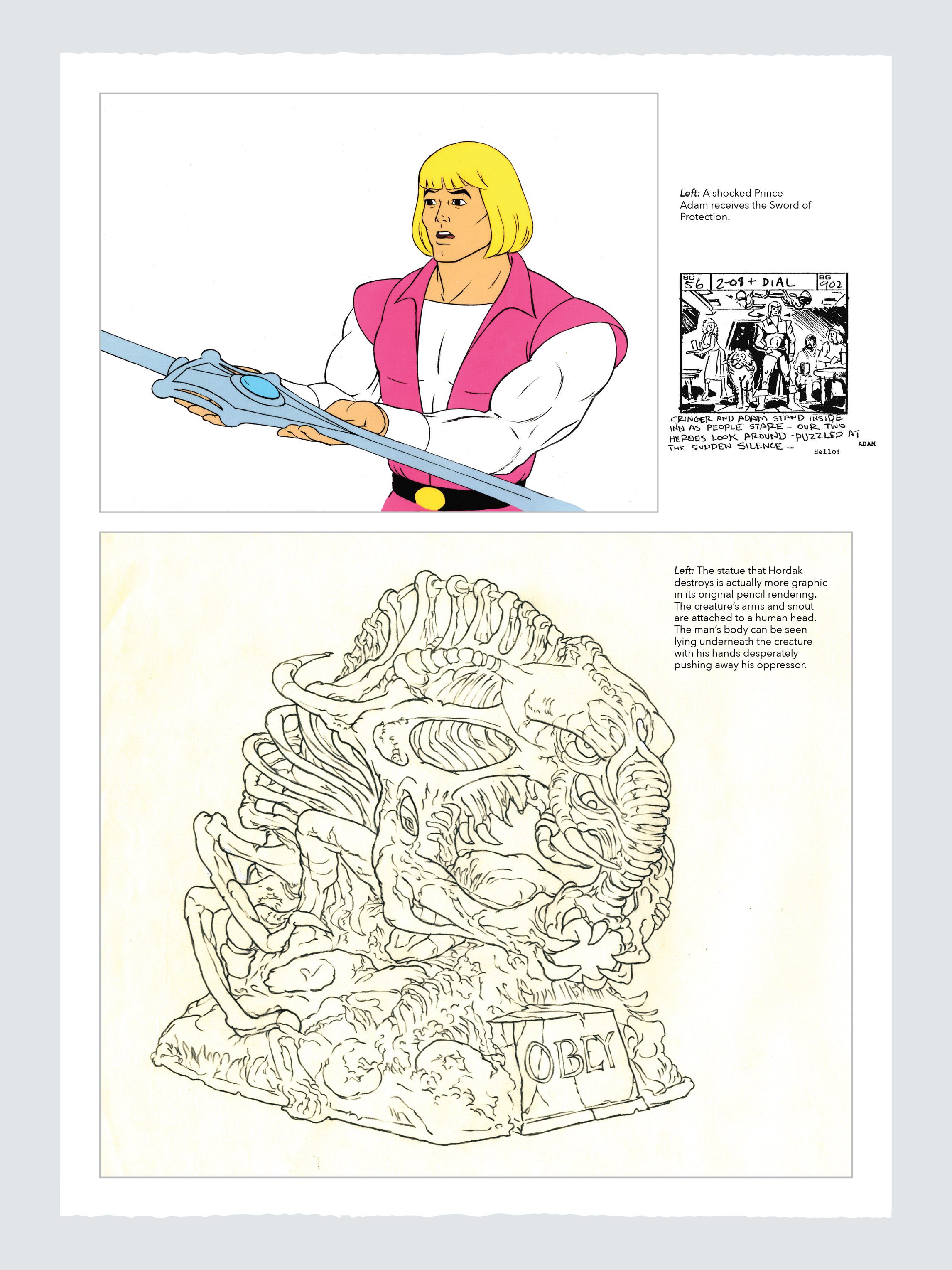 Read online He-Man and She-Ra: A Complete Guide to the Classic Animated Adventures comic -  Issue # TPB (Part 2) - 150