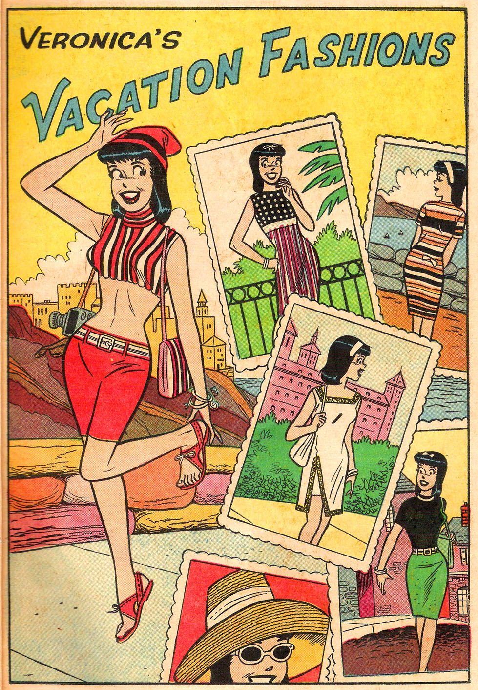 Read online Archie's Girls Betty and Veronica comic -  Issue #116 - 11