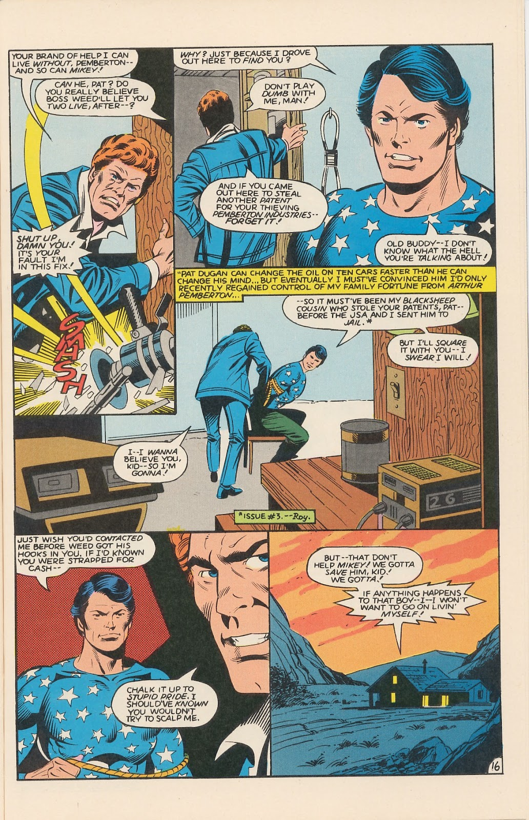Infinity Inc. (1984) issue 11 - Page 21