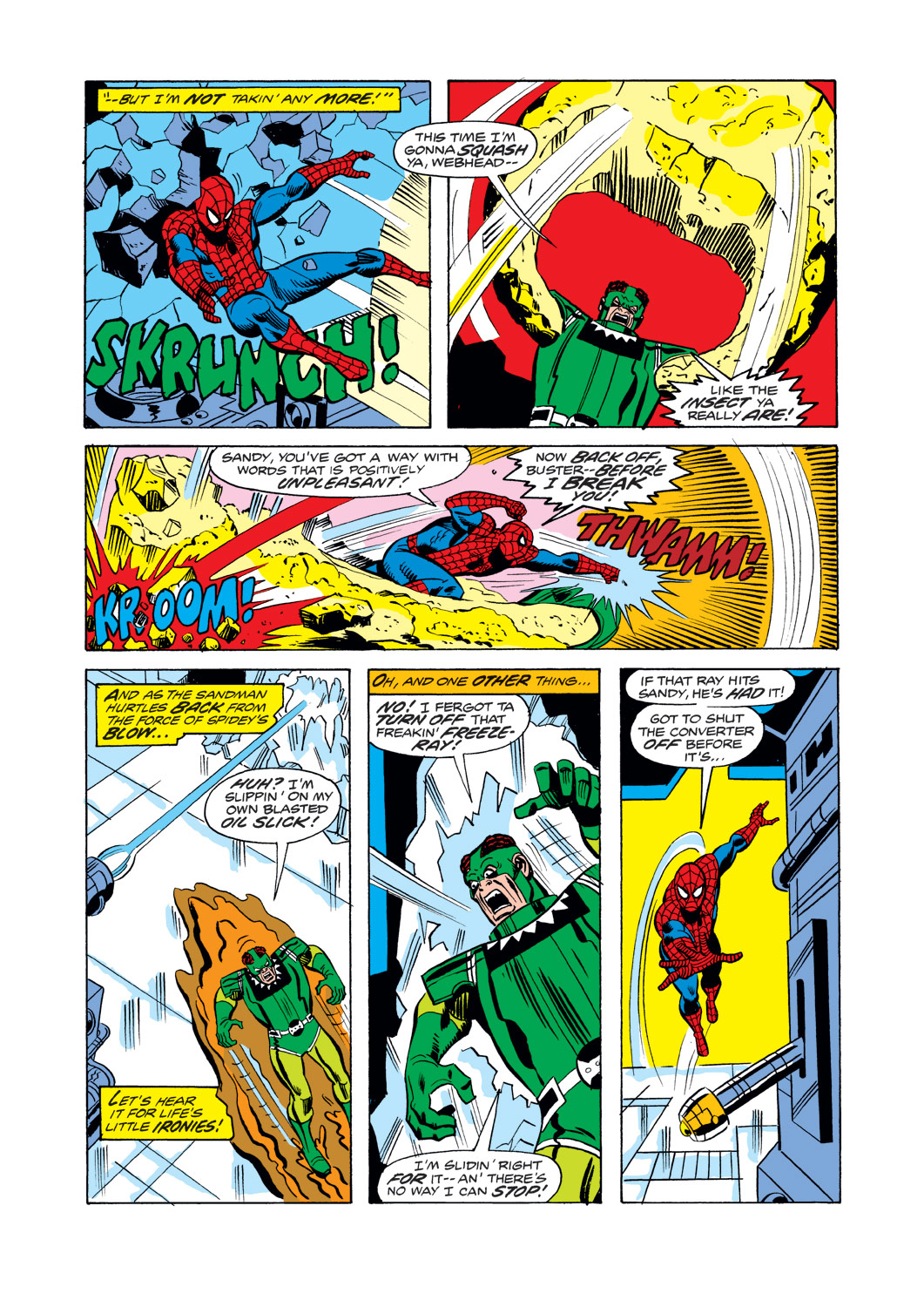 The Amazing Spider-Man (1963) 154 Page 16