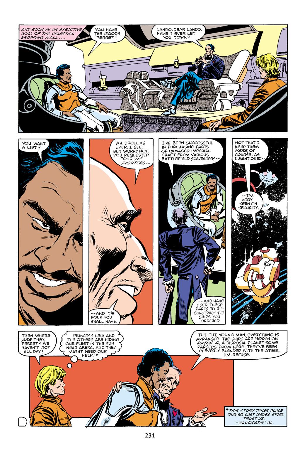 Read online Star Wars Omnibus comic -  Issue # Vol. 16 - 228