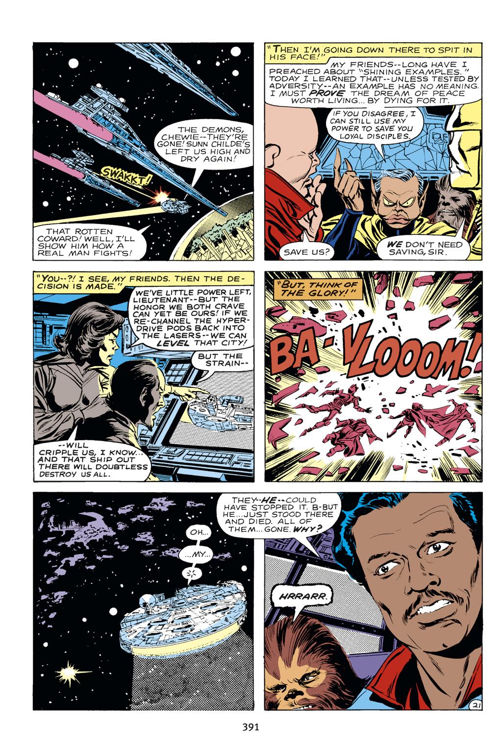 Read online Star Wars Omnibus comic -  Issue # Vol. 14 - 387