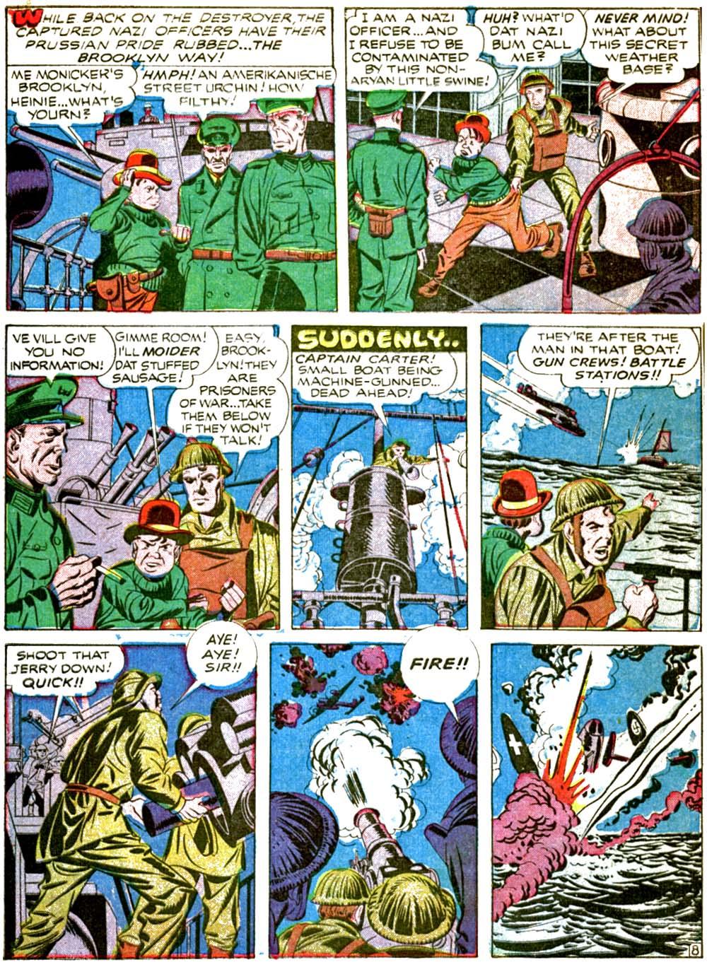 Boy Commandos issue 2 - Page 10