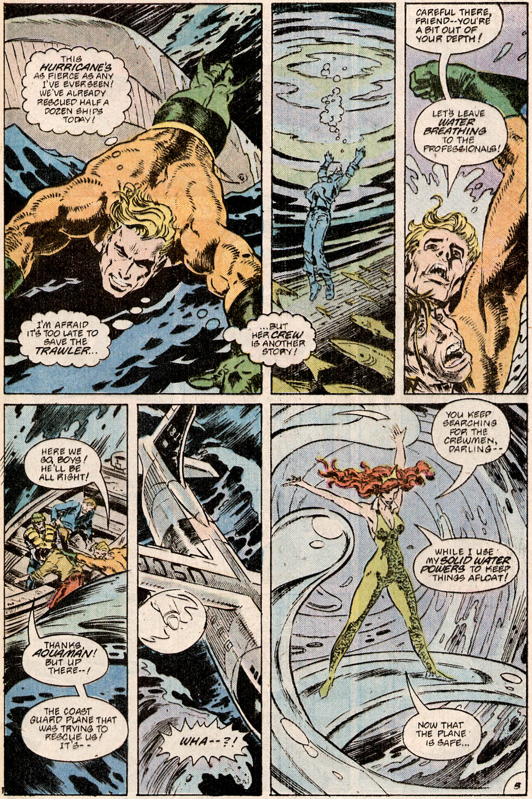 Read online Aquaman Special comic -  Issue #Aquaman Special Full - 7
