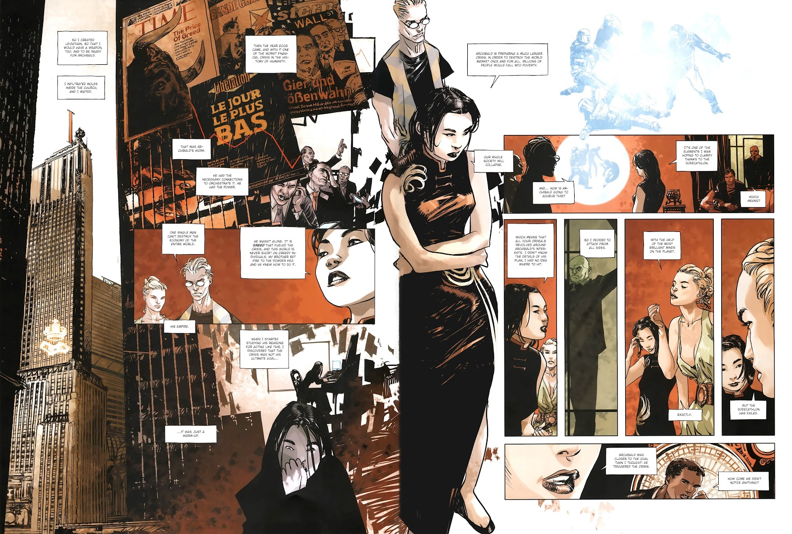 Read online Cutting Edge (2013) comic -  Issue #4 - 8