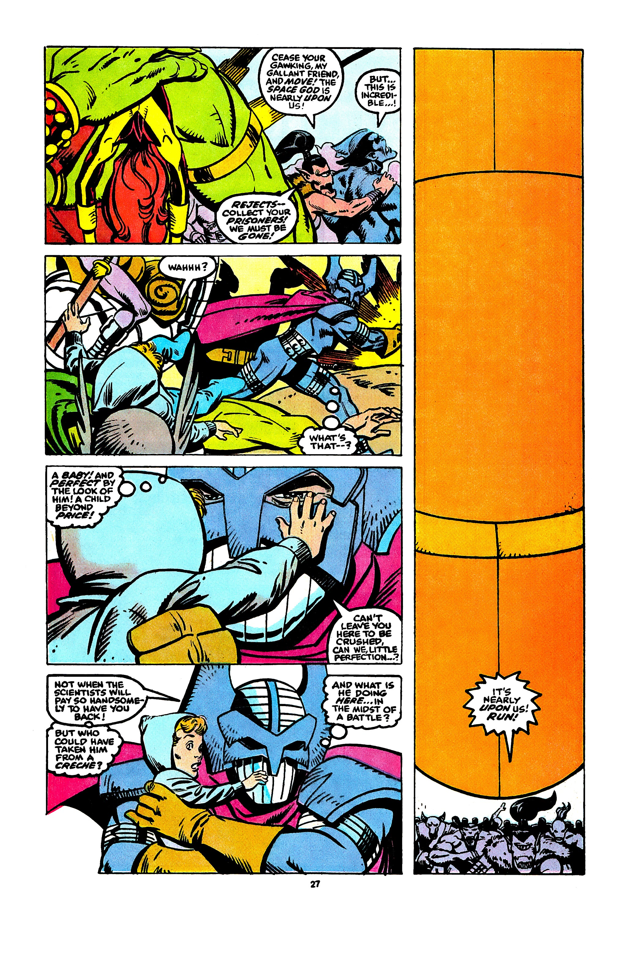 Read online X-Factor (1986) comic -  Issue #43 - 21
