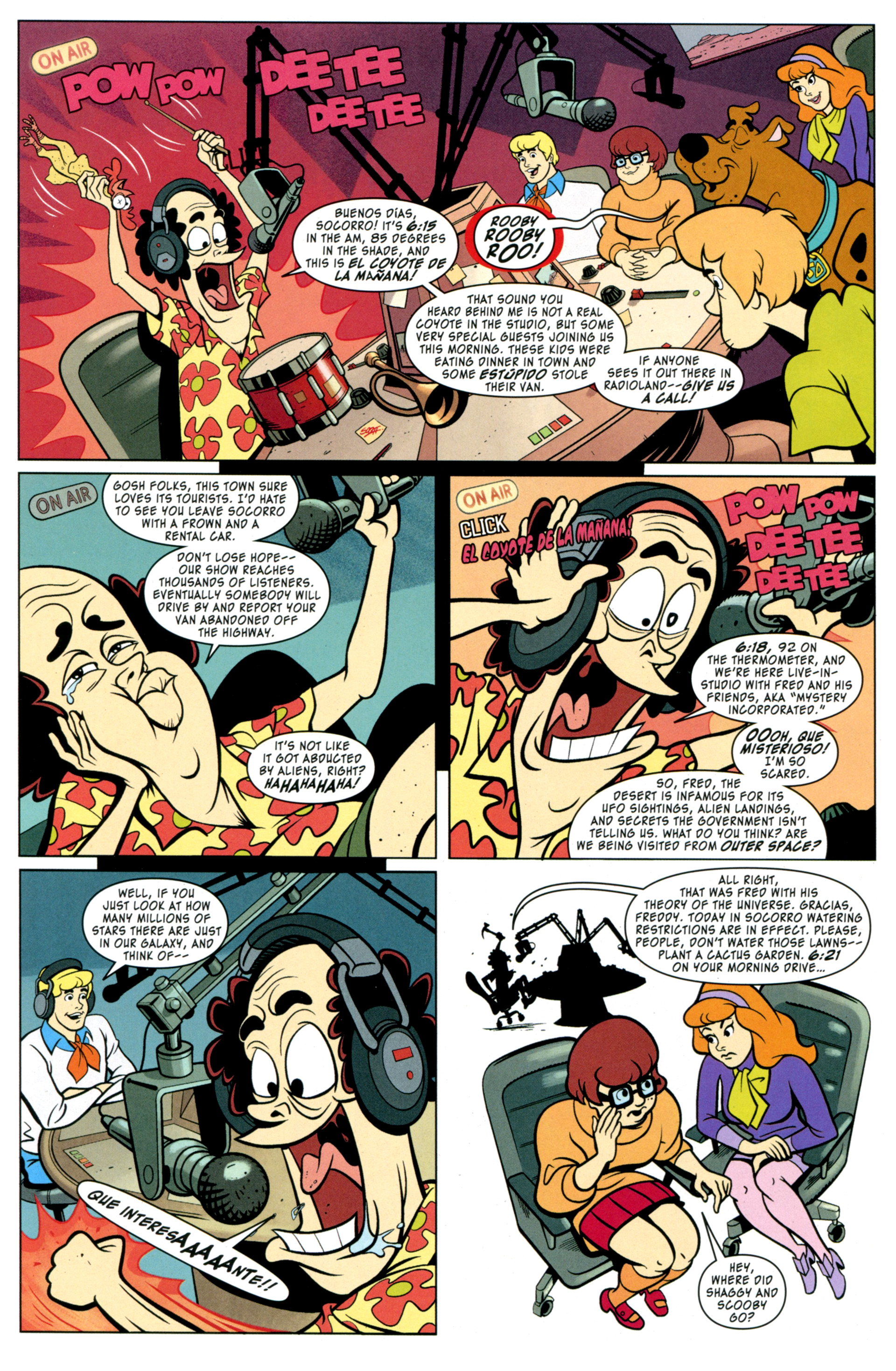 Read online Scooby-Doo: Where Are You? comic -  Issue #34 - 10