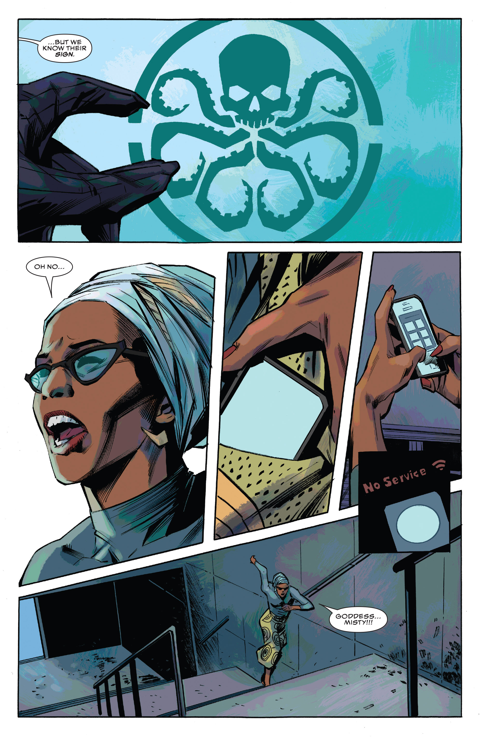 Read online Black Panther and the Crew comic -  Issue #3 - 20