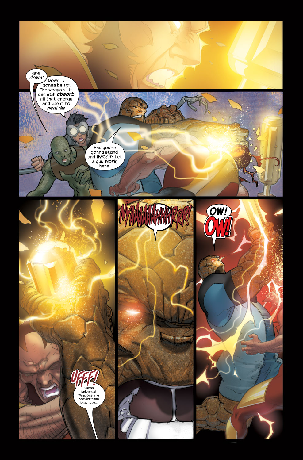Read online Ultimate Fantastic Four (2004) comic -  Issue #38 - 19