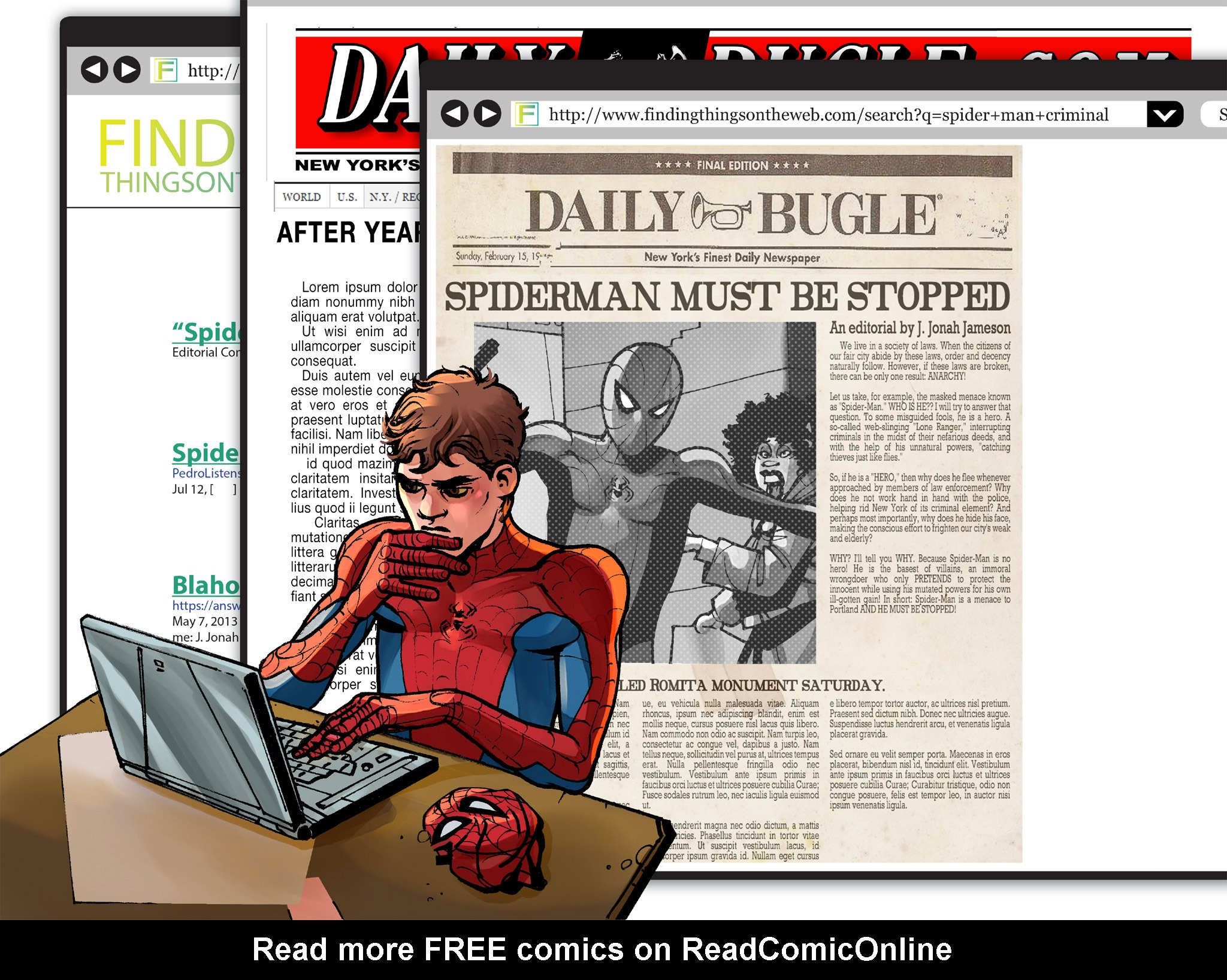 Read online Amazing Spider-Man: Who Am I? comic -  Issue # Full (Part 1) - 93