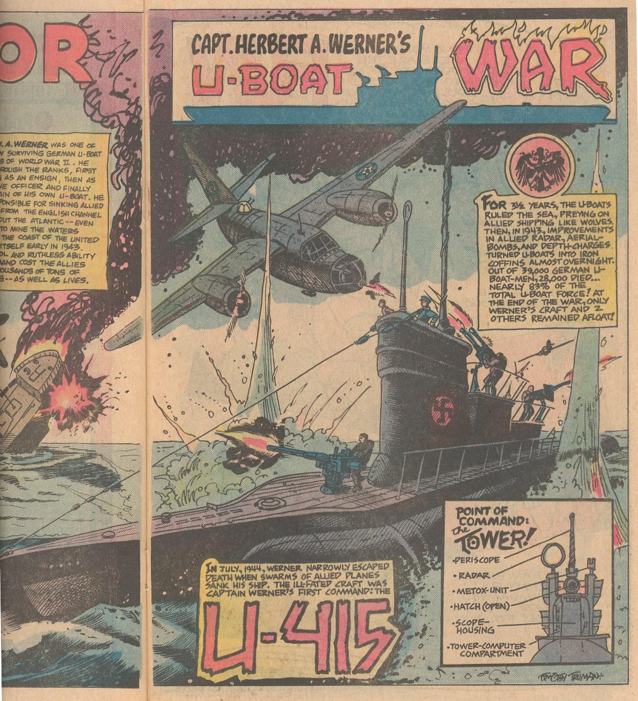 Read online Sgt. Rock comic -  Issue #357 - 21