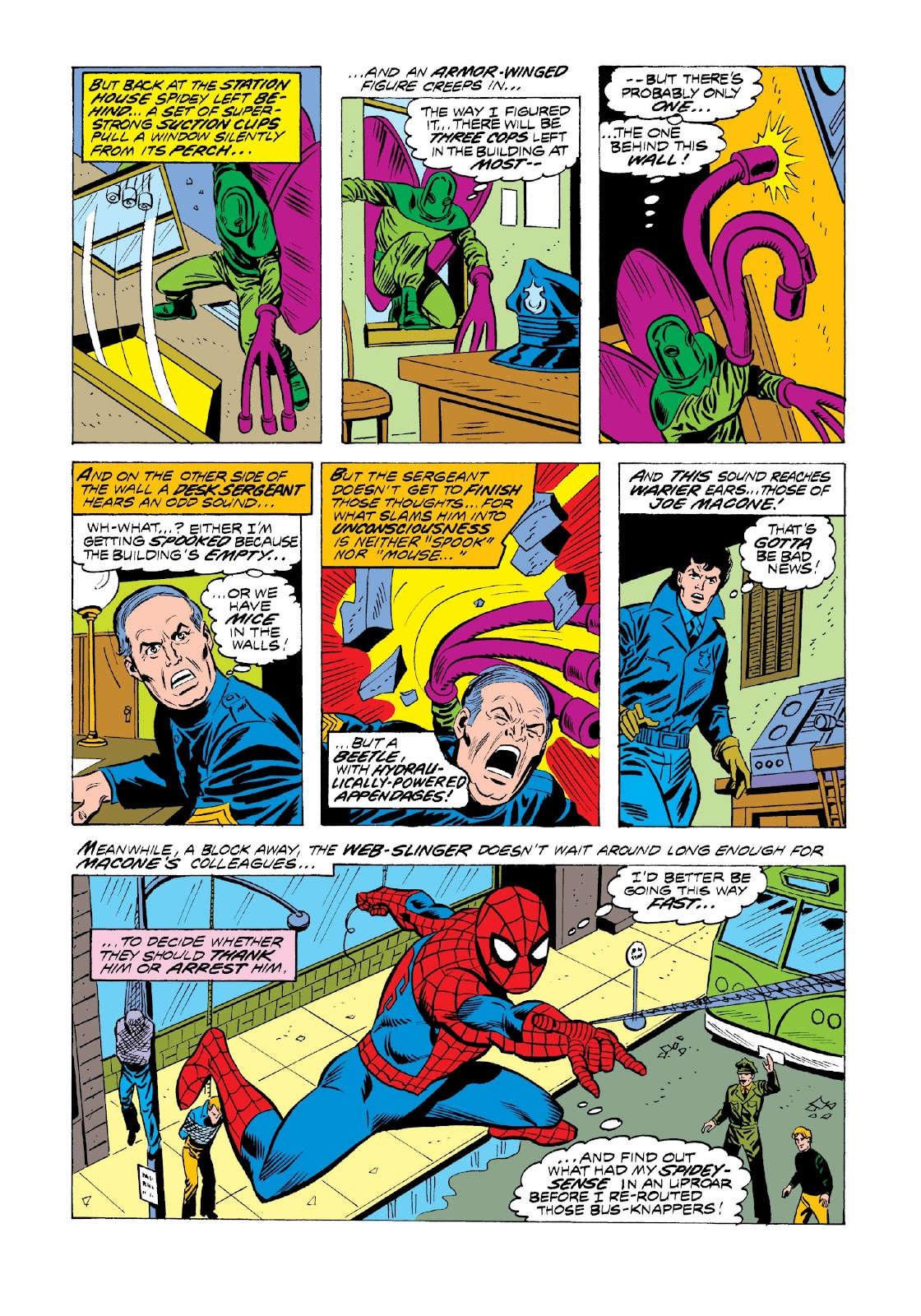 Read online Marvel Masterworks: The Spectacular Spider-Man comic -  Issue # TPB 2 (Part 1) - 18
