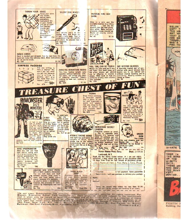Read online Fightin' Navy comic -  Issue #122 - 2