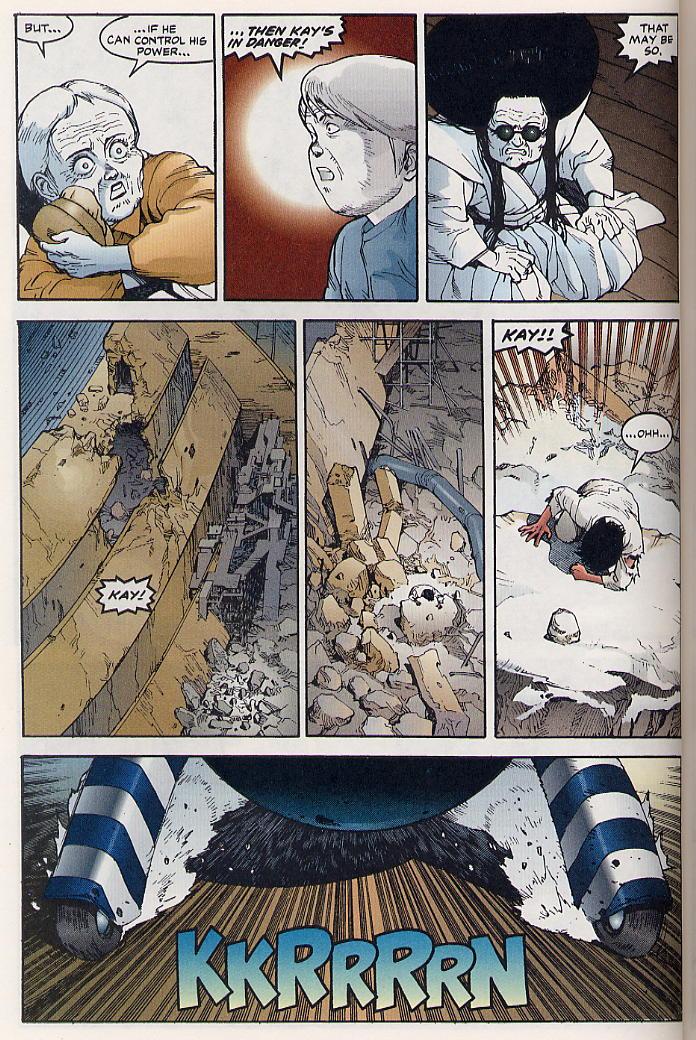 Read online Akira comic -  Issue #32 - 27