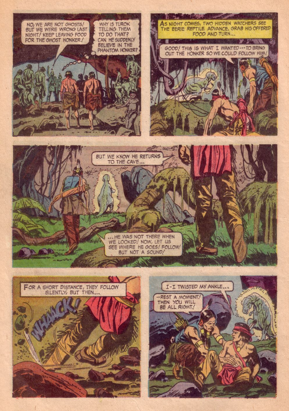 Read online Turok, Son of Stone comic -  Issue #41 - 12