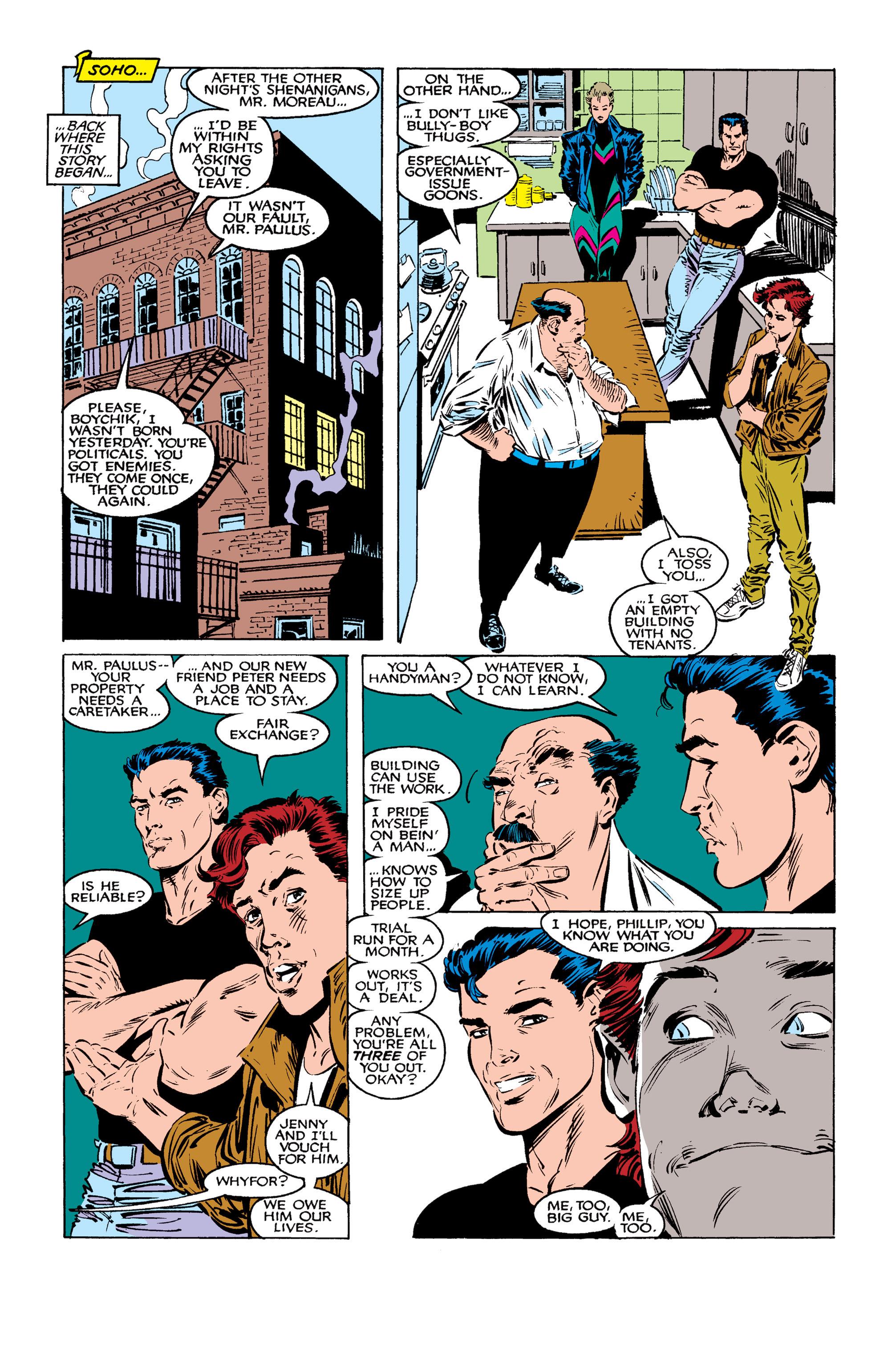 Read online Uncanny X-Men (1963) comic -  Issue #259 - 11