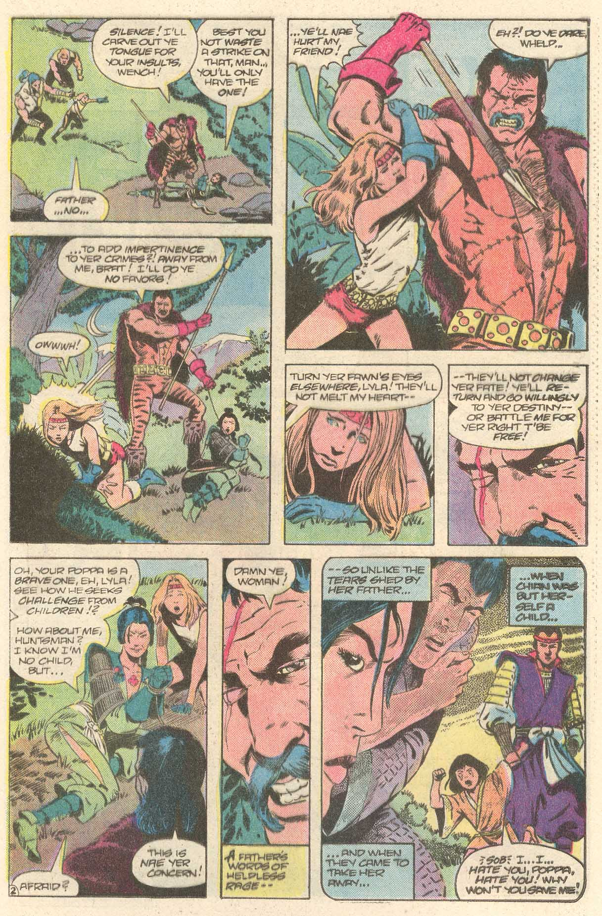 Read online Arion, Lord of Atlantis comic -  Issue #28 - 17