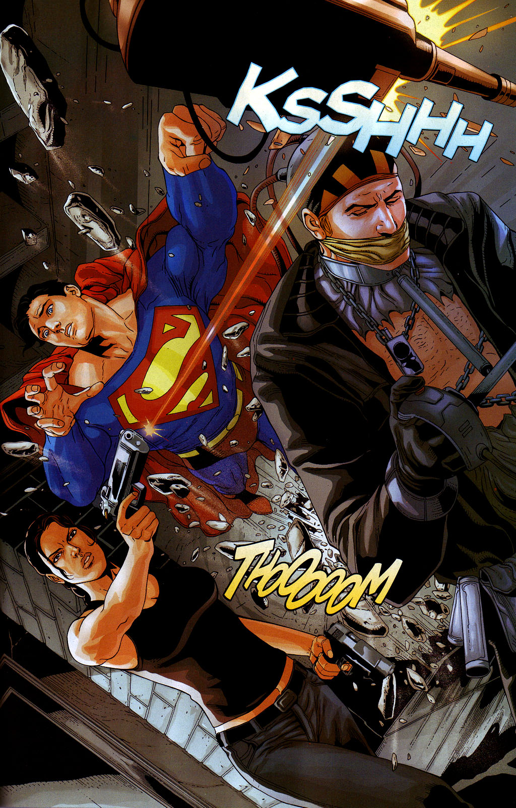 Read online Adventures of Superman (1987) comic -  Issue #647 - 8