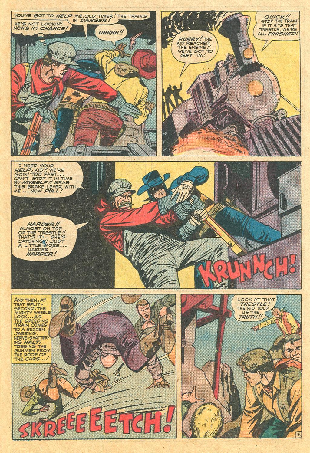 Read online Two-Gun Kid comic -  Issue #110 - 23