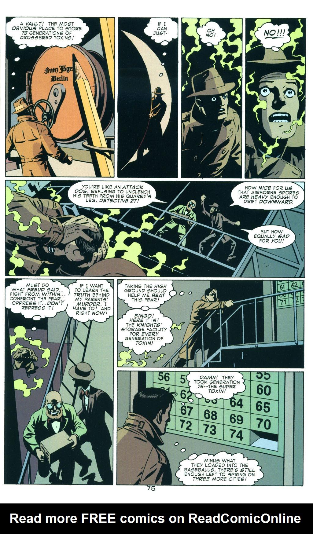 Read online Batman: Detective #27 comic -  Issue #27 TPB - 81