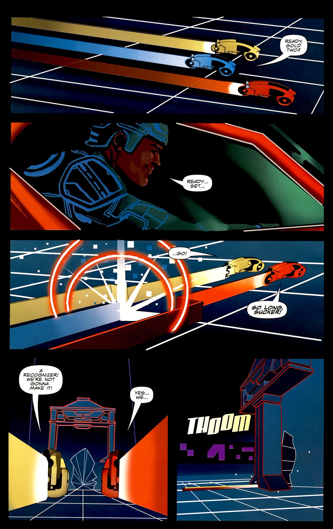 Read online TRON: Original Movie Adaptation comic -  Issue #2 - 10
