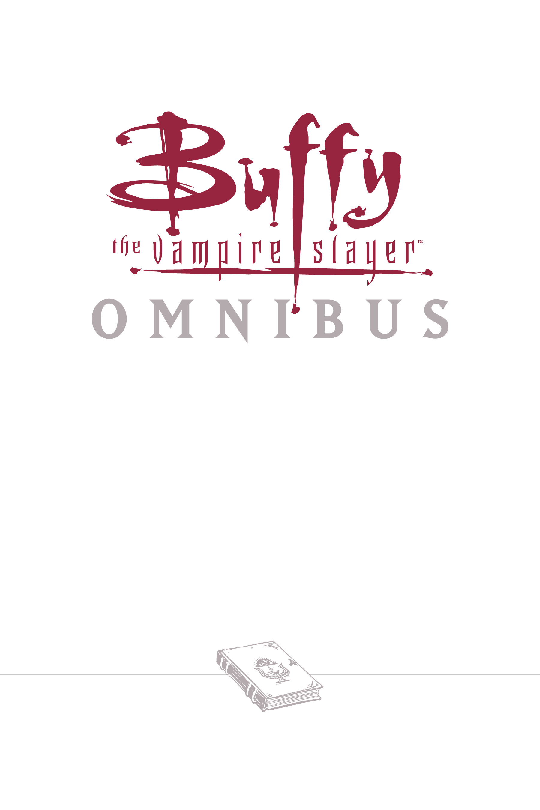 Read online Buffy the Vampire Slayer: Omnibus comic -  Issue # TPB 1 - 3