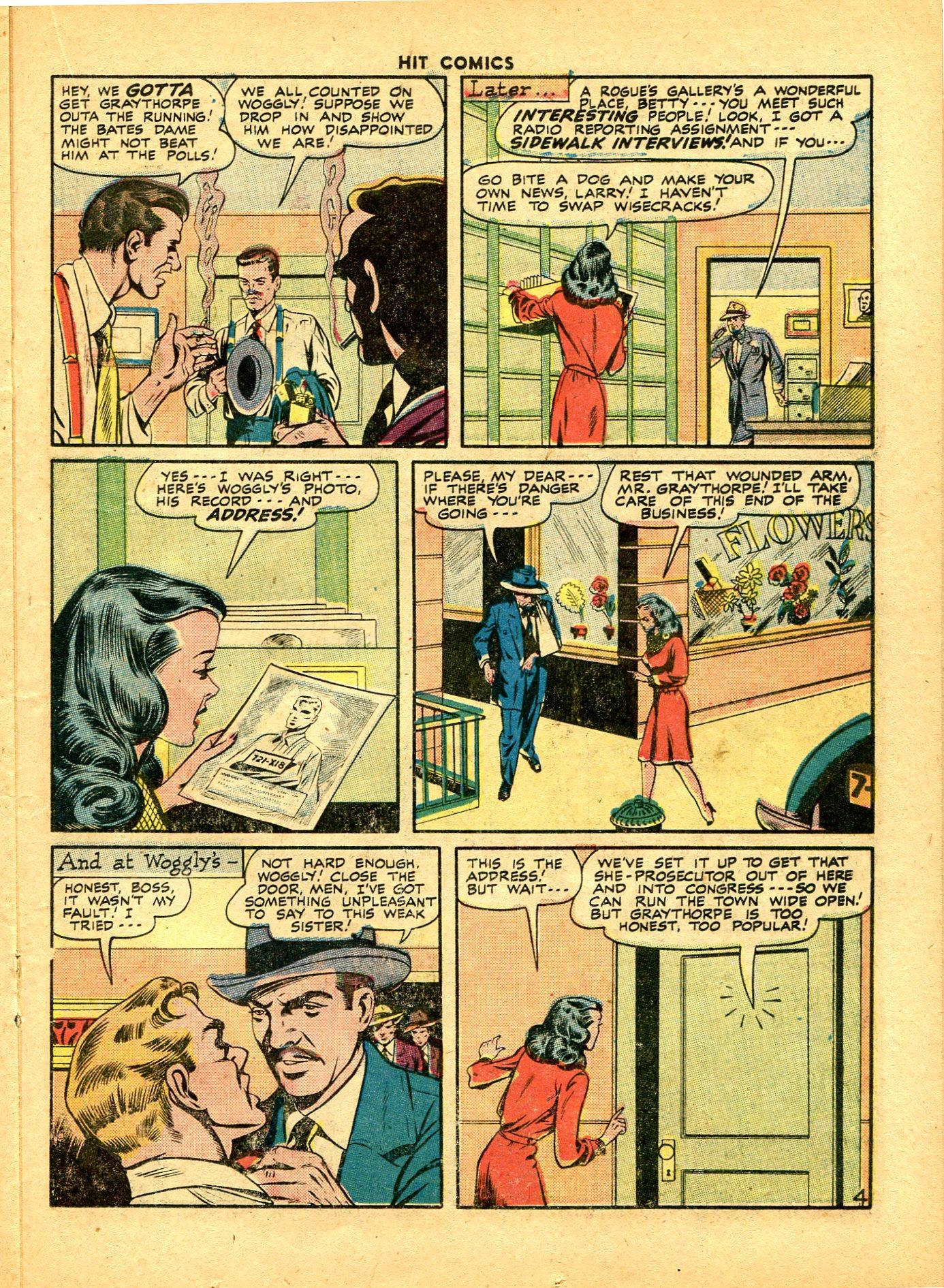 Read online Hit Comics comic -  Issue #49 - 29