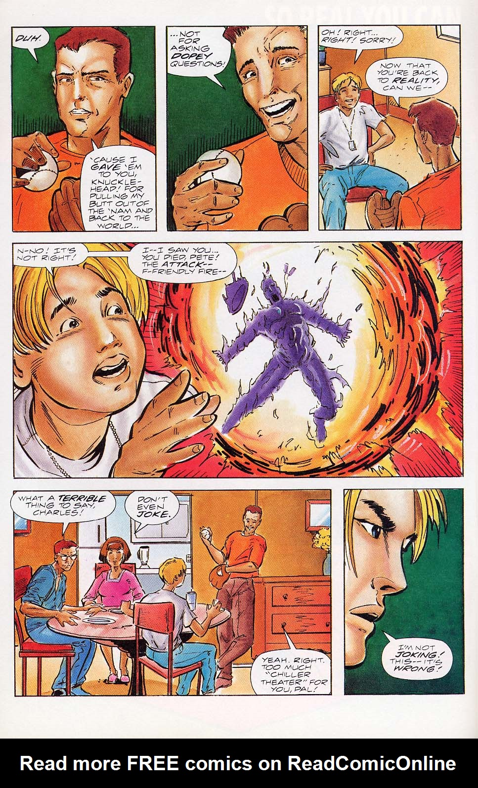 Read online Charlemagne comic -  Issue #5 - 18