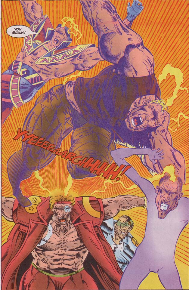 Read online Cyberspace 3000 comic -  Issue #8 - 9