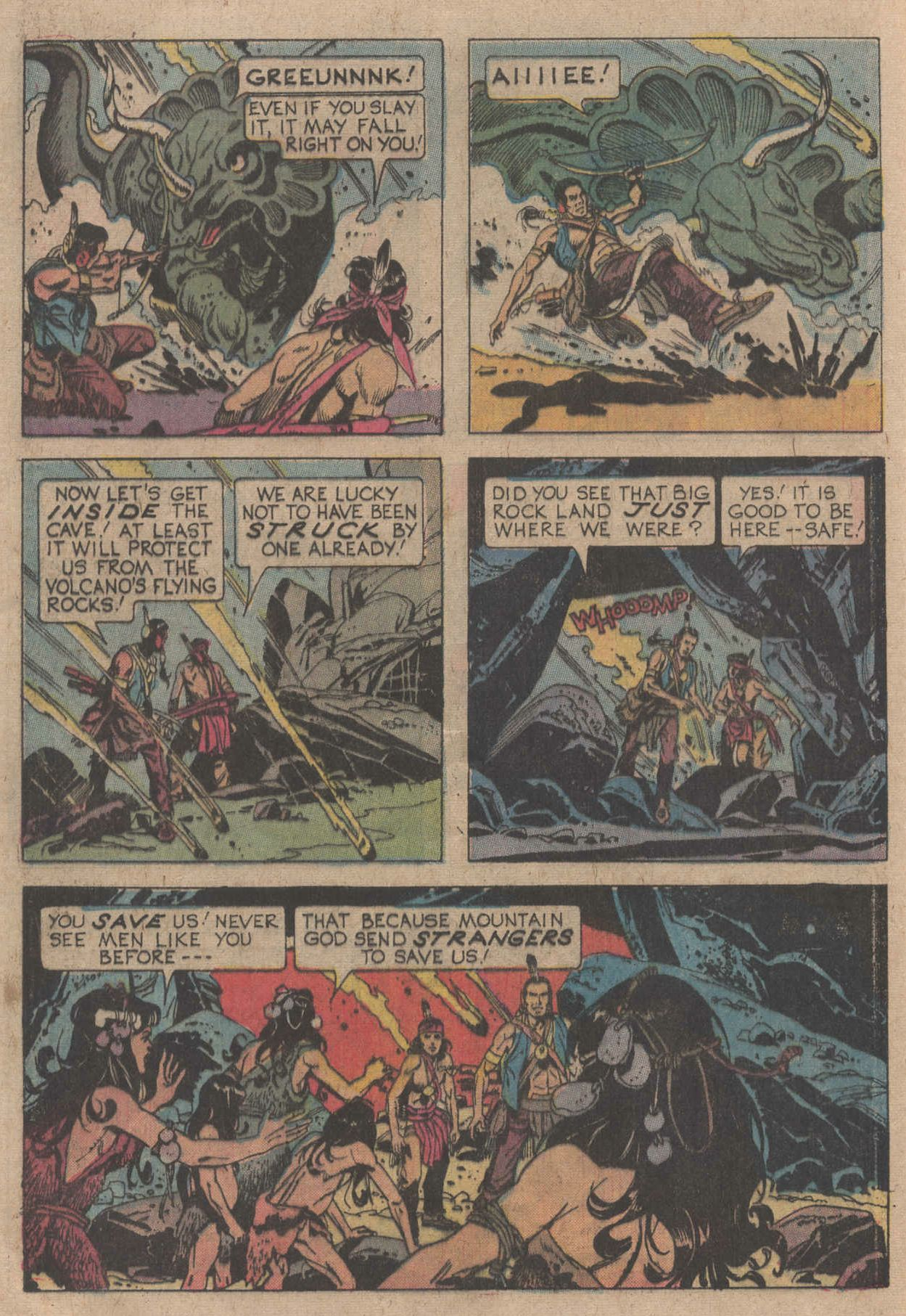 Read online Turok, Son of Stone comic -  Issue #106 - 28