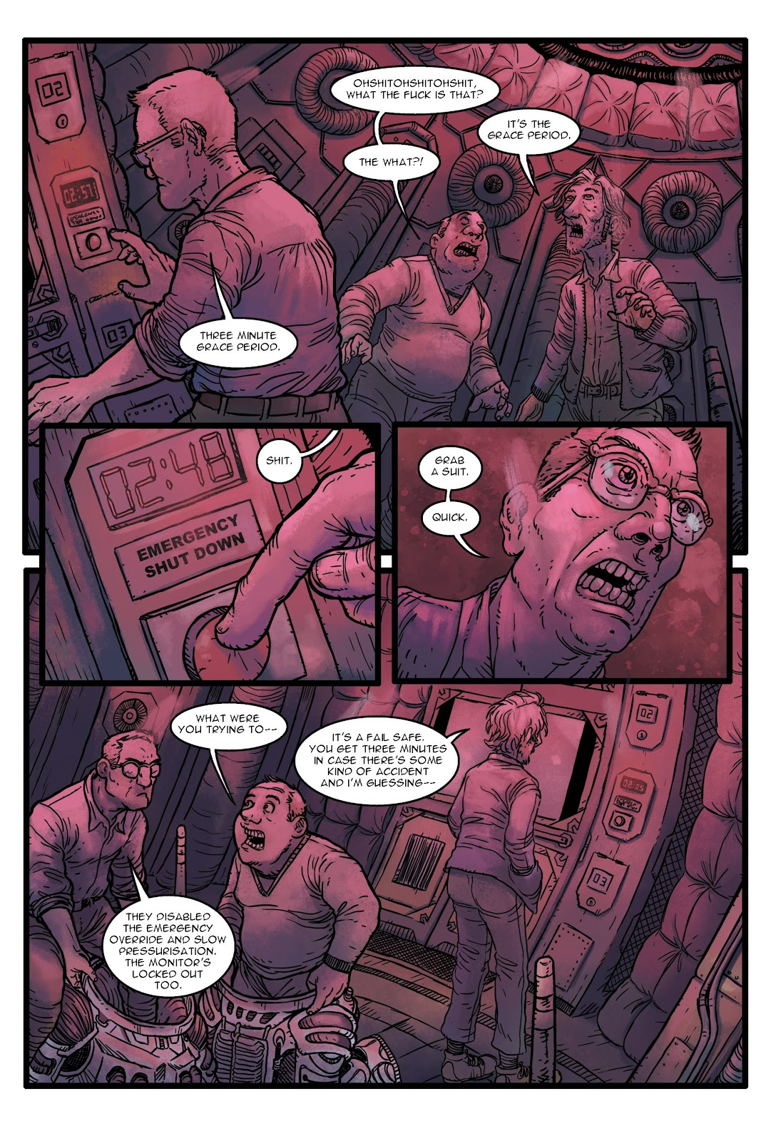 Read online Impossible comic -  Issue # TPB - 37