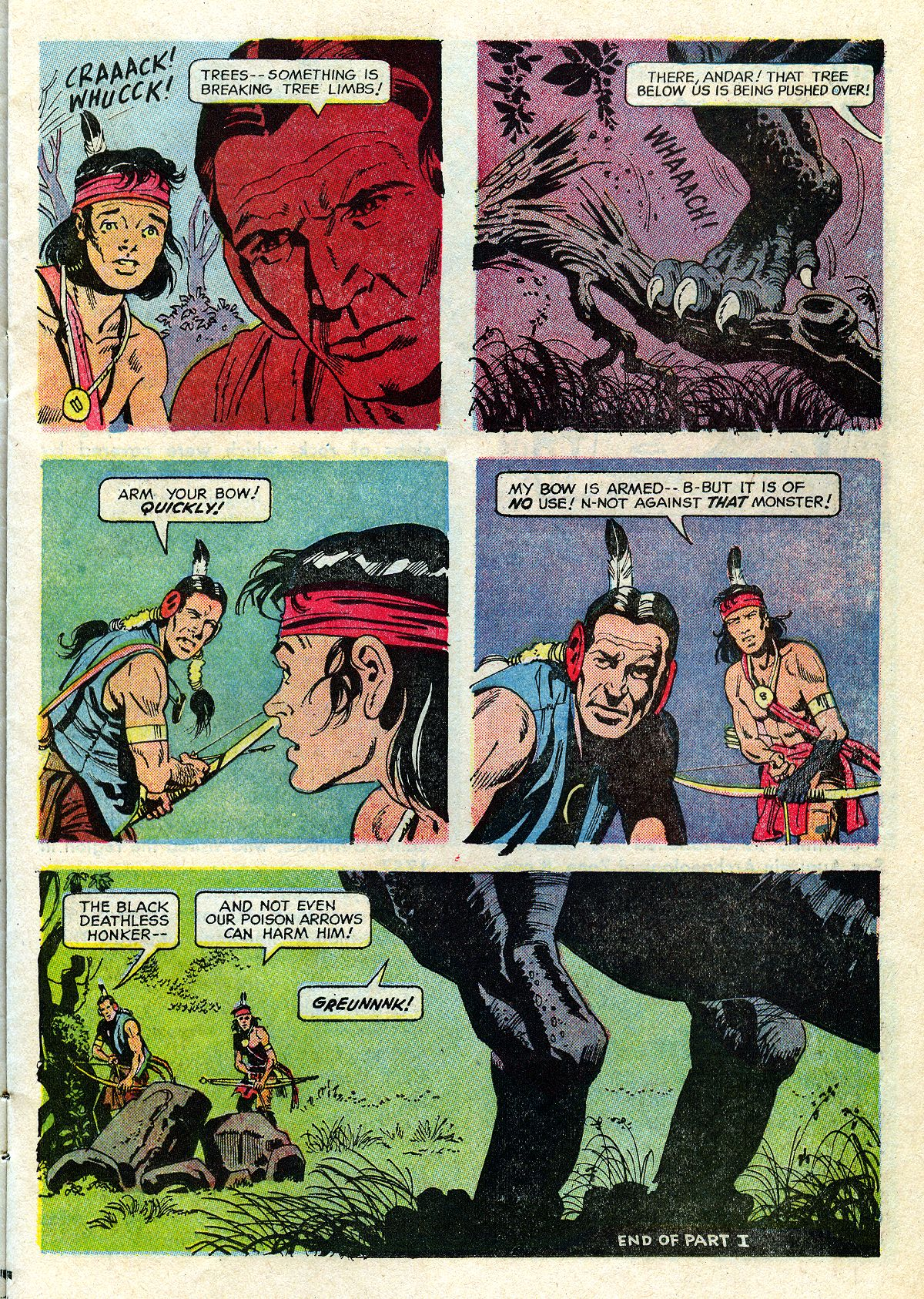 Read online Turok, Son of Stone comic -  Issue #72 - 11