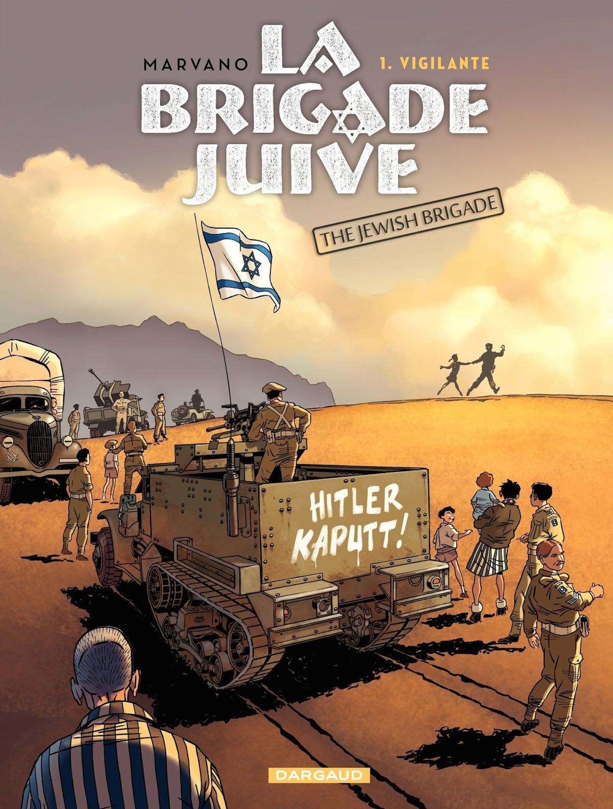 The Jewish Brigade 1 Page 1