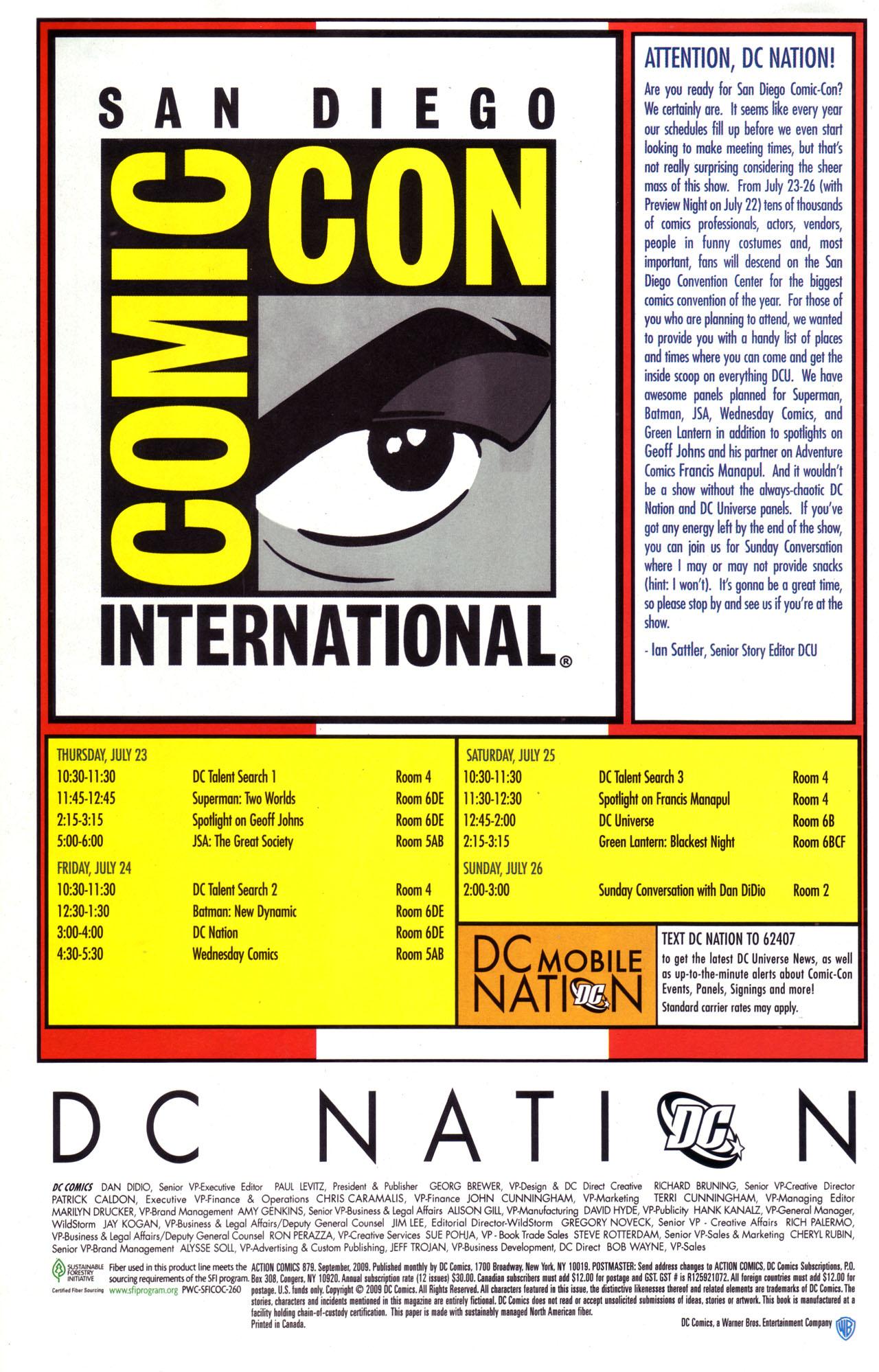 Action Comics (1938) 879 Page 30