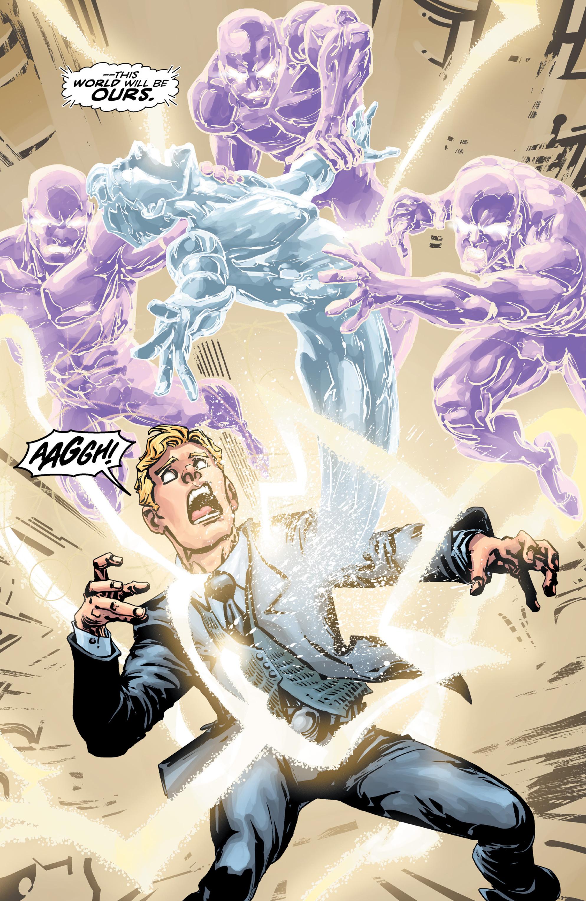 Read online Brain Boy:  The Men from G.E.S.T.A.L.T. comic -  Issue # TPB - 29