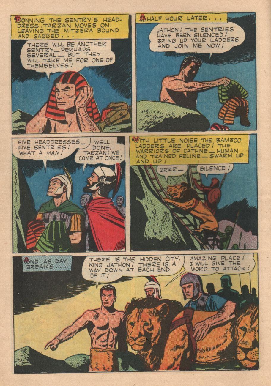 Tarzan (1948) issue 84 - Page 14