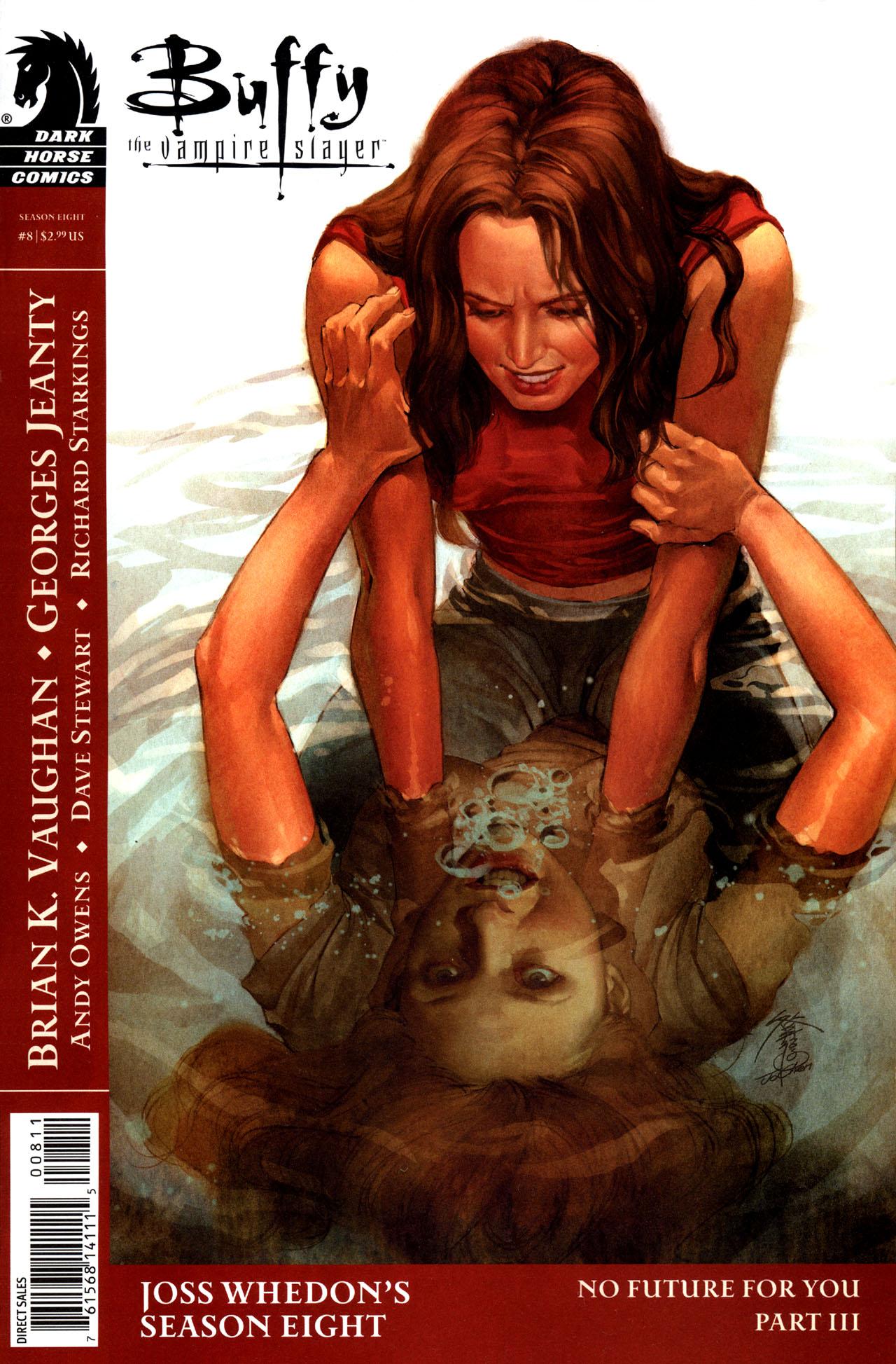 Buffy the Vampire Slayer Season Eight 8 Page 1