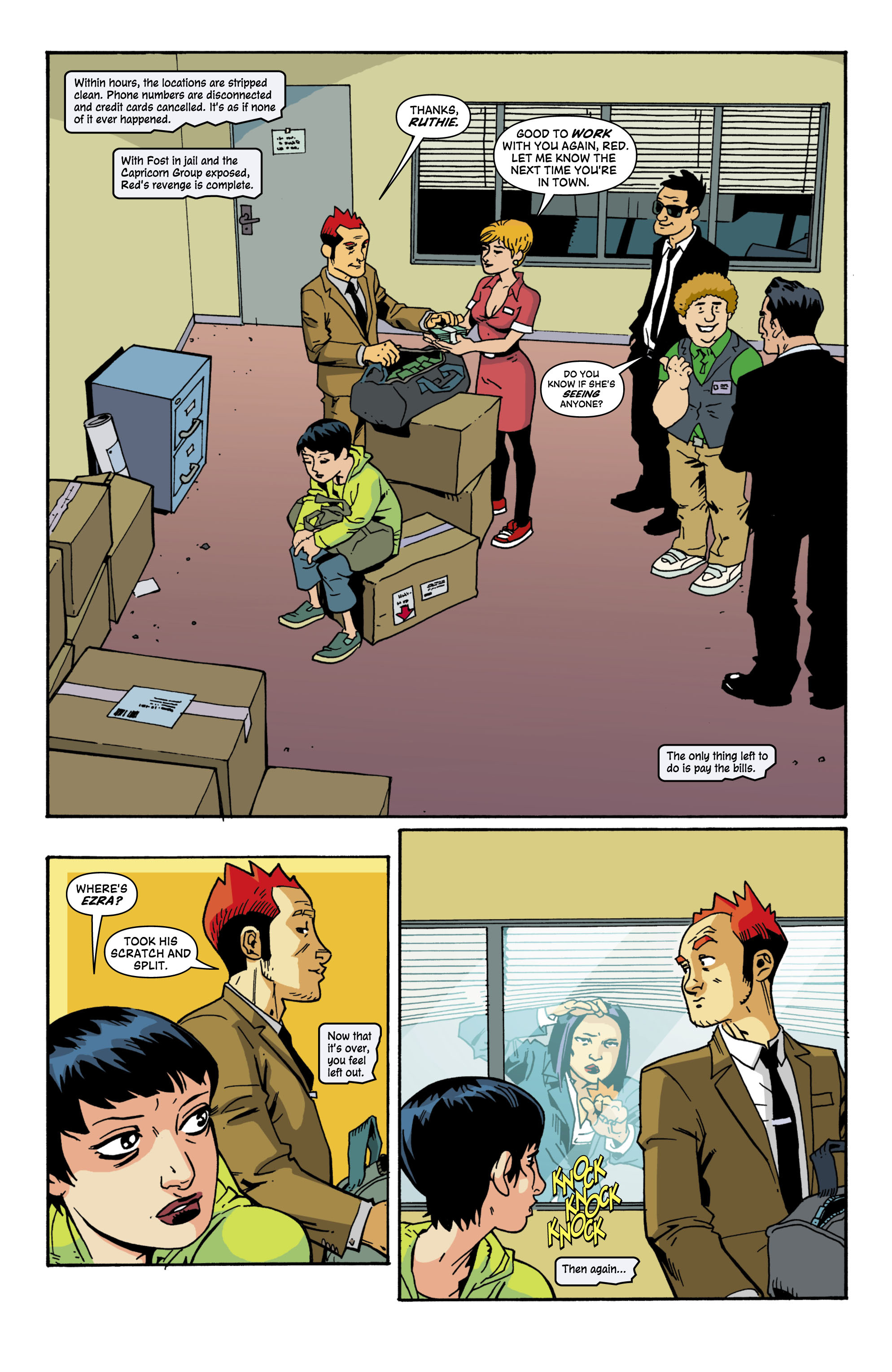 Read online Red Herring comic -  Issue #6 - 13