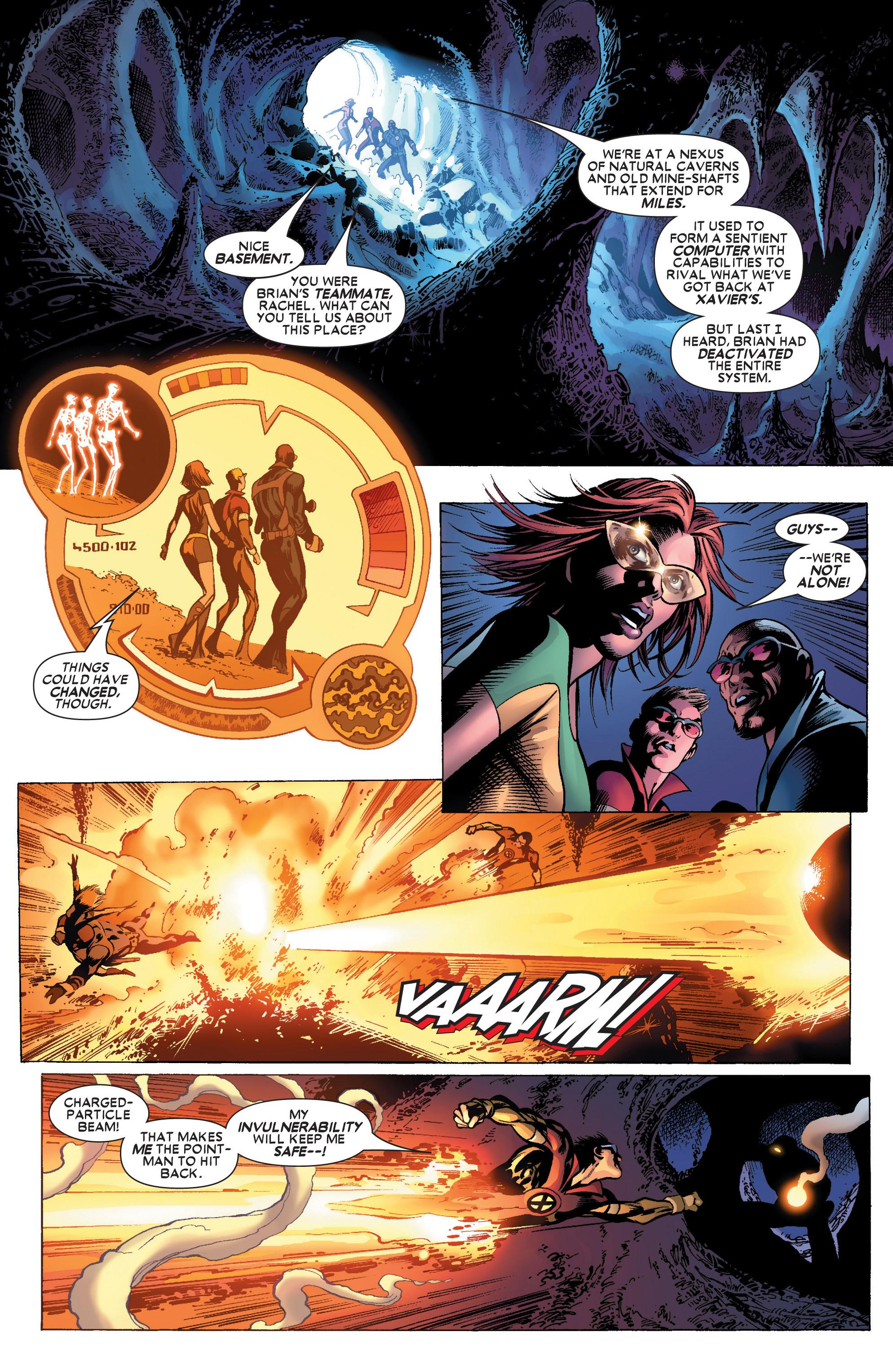 Read online Uncanny X-Men (1963) comic -  Issue #445 - 19