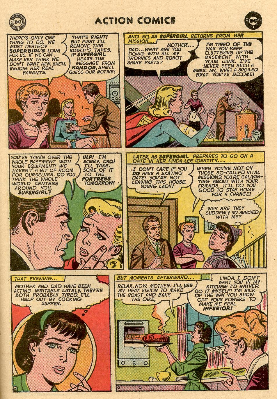 Read online Action Comics (1938) comic -  Issue #314 - 23